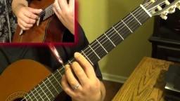 Guitar Tutorial - Mr Chow - Acoustic Alchemy