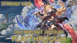 【Granblue Fantasy】Astray Alchemist playthrough