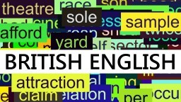 3000 Common English Words with British Pronunciation