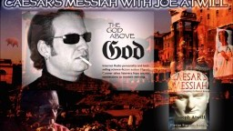 Jesus Christ is an Invention of Roman Authorities: Aeon Byte Gnostic Radio