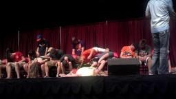 Destination Iowa State University Hypnotist Show part 1