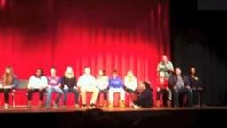 Dan Candell Hypnotist Show Weston High School 2014