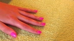 ASMR. Hand Pampering! Ear to Ear Whisper/Soft Spoken Hand Brushing, Lotion, Manicure