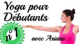 Yoga pour Débutants - Séance 1 avec Ariane
