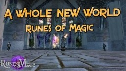 Arcadia Runes of Magic - A whole new world
