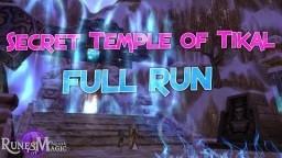 Runes of Magic - Secret Temple of Tikal (Full Run) Arcadia RoM