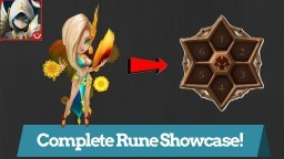Complete rune showcase explained in summoners War