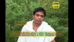 Ayurvedic use Indian Hemp (Bhaang)