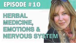 The Eczema Podcast S1 E10: Herbal Medicine, Emotions & Nervous System
