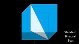 Sacred Geometry Binaural Beats & Iso Tones - Square of 3