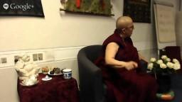 Ven Robina Courtin - psychology of tantra - 3