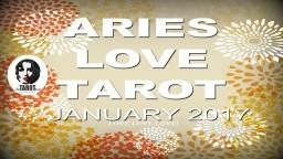 ARIES LOVE TAROT READING JANUARY 2017